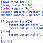 Javaでの正規表現(中級者向け)