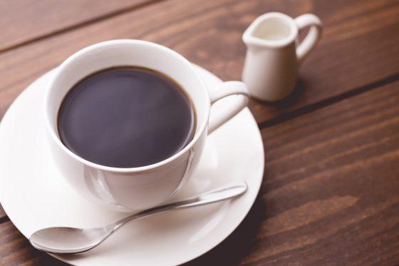 加工前のカフェ・コーヒーの写真