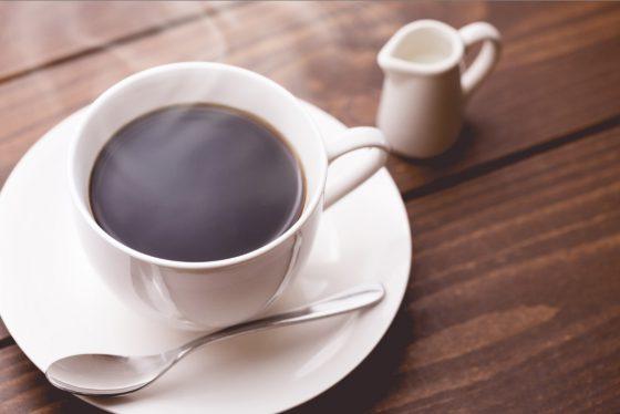 加工後のカフェ・コーヒーの写真