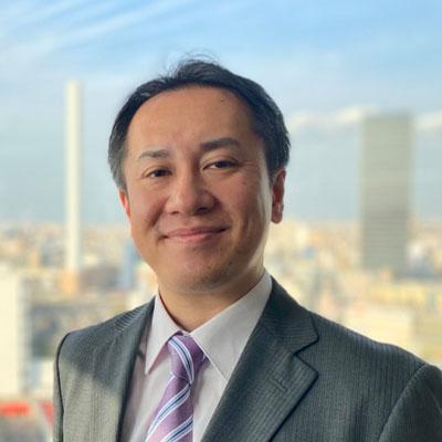 池袋校マネージャー 加藤 優典