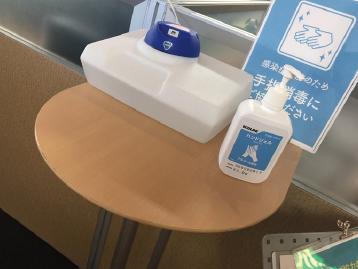 KENスクール横浜校の新型コロナウイルス感染症対策の取り組み